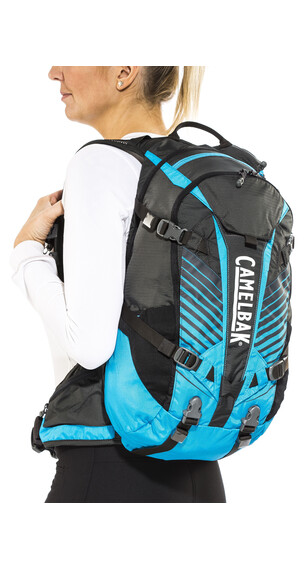 CamelBak Kudu 18 Backpack charcoal/atomic blue